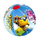 Super Wings Wasserball 40cm