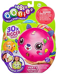 Giochi Preziosi Oonies NEB01 Juguete Inflable Interior y Exterior Animales - Juguetes inflables (Interior y Exterior, Animales, Multicolor, 5 año(s), China, Ampolla)
