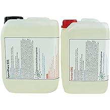 10,1Kg GFK Epoxidharz Epoxydharz Epoxi Laminierharz Terra - Harz Top-Qualität