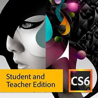 Adobe Creative Suite 6 Design Standard Student and Teacher* MAC [Download]