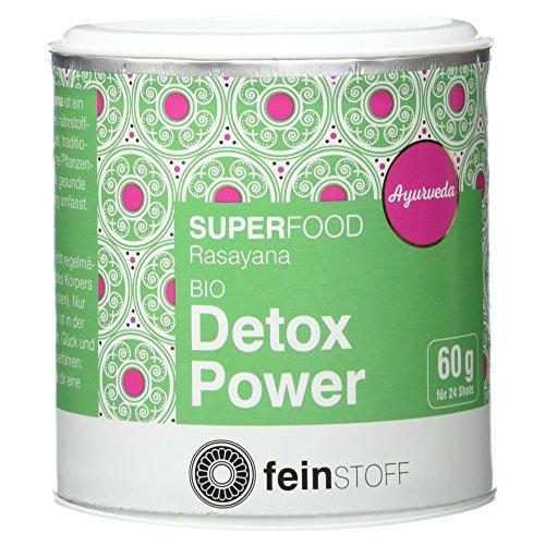 Feinstoff BIO Detox Power, Rasayana, 60 g
