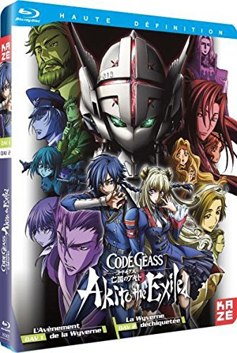 Code Geass - OAV 1 & 2 - Akito the Exiled - Blu-Ray