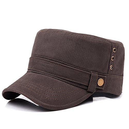 Outdoor-Sport-Cap-Cap-Cap Männer flachen Top-Hut Freizeit Sonnencreme breit-Hut Baseball Hut Frühling Sonnenhut, (Verkauf Hüte Für Billig Top)
