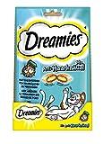 Dreamies Katzensnacks Mr. Anti-Haarknäuel, 6 Packungen (6 x 55 g)