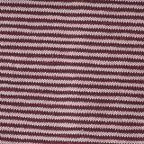 0,5m Jersey Mini-Streifen beere Breite der Streifen ca. 1mm