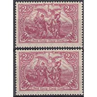 407-409 gestempelt Internationales Arbeitsamt Briefmarken f/ür Sammler Goldhahn Deutsches Reich Nr