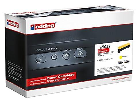 edding Toner EDD-5027 ersetzt Kyocera TK-560Y - Gelb - 10.000 Seiten