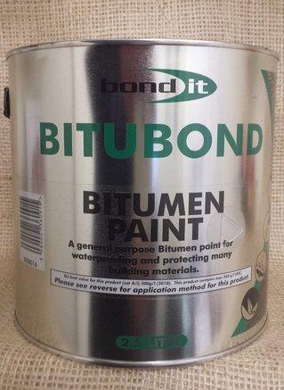 bond-it-bitumen-paint-25-litre-solvent-bourne-bituminous-black-paint-for-waterproofing-weatherproofi