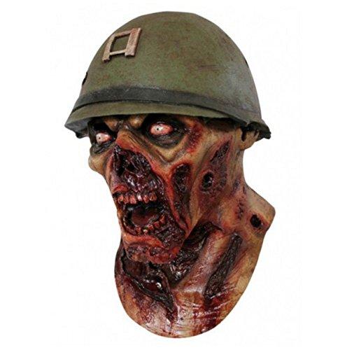 Capitán Lester Zombie soldado