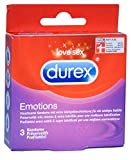 Durex Kondome Emotions, 4er Pack (4 x 3 Stück)
