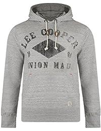 Lee Cooper Herren Kapuzenpullover