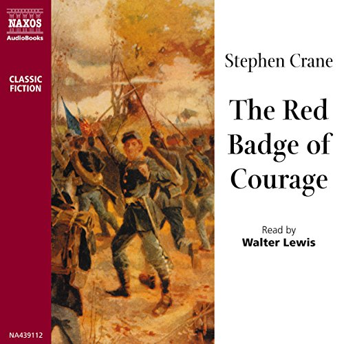The Red Badge of Courage  Audiolibri
