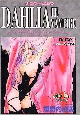 Dahlia le vampire de Narumi Kakinouchi (22 mai 2001) Poche