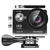 AKASO EK5000 1080P Sports Action Camera Full HD Camcorder 12MP WiFi Waterproof Camera