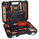 iBELL IBL TD13-100, 650W Professional Tool Kit (Pack of 115) with 6 Months Warranty