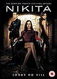 Nikita - Season 4 [DVD] [2014] by Maggie Q
