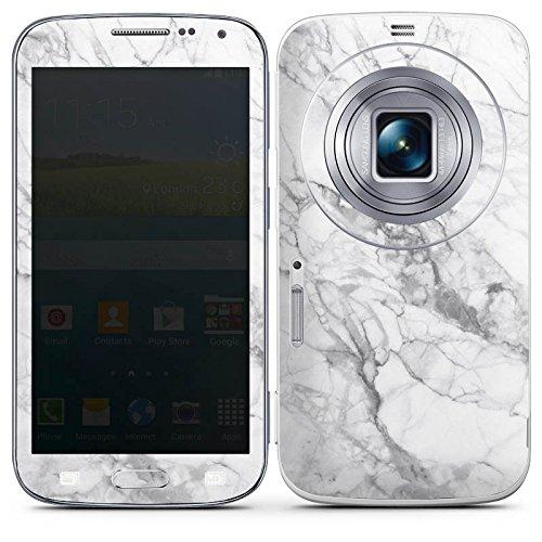 DeinDesign Samsung Galaxy K Zoom Folie Skin Sticker aus Vinyl-Folie Aufkleber Marmor Marble Marmoriert