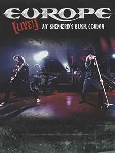Live! At Shepherd's Bush, London [DVD] [2011]
