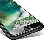 Verre trempé iPhone 8 / 7,coolreall® 0.25mm film Protection écran pour APPLE iPhone 8 / 7 (4.7 pouces) vitre Haute Définition Protecteur écran Dureté 9H [Compatible 3D Touch]