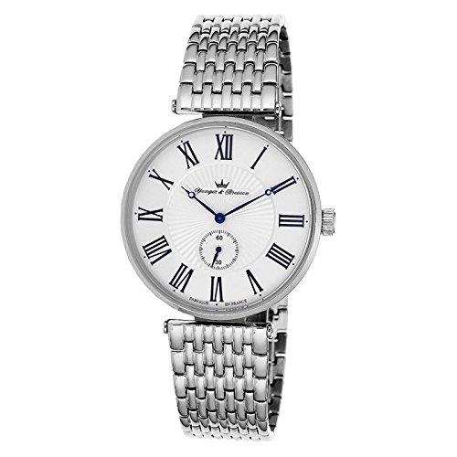 Reloj Yonger & Bresson hombre blanco–HMC 076/BM