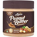 Alpino Smooth Peanut Butter, 250g