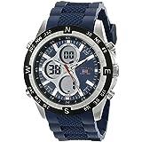 U.S. Polo Assn. Sports Analogue-Digital Blue Dial Men's Watch - US9137