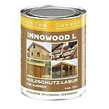 Owatrol-INNOWOOD L-Holzlasur-Farbton Transparente basis zum Tönen-Gebindegrösse 0,75 Liter