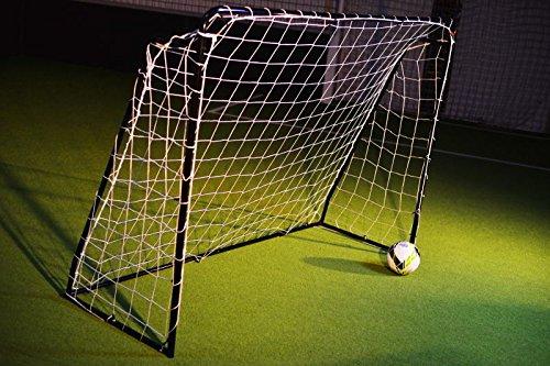 POWERSHOT Fußballtor 2,15 x 1,50 m Stahl Extrem Robust - Kindertor
