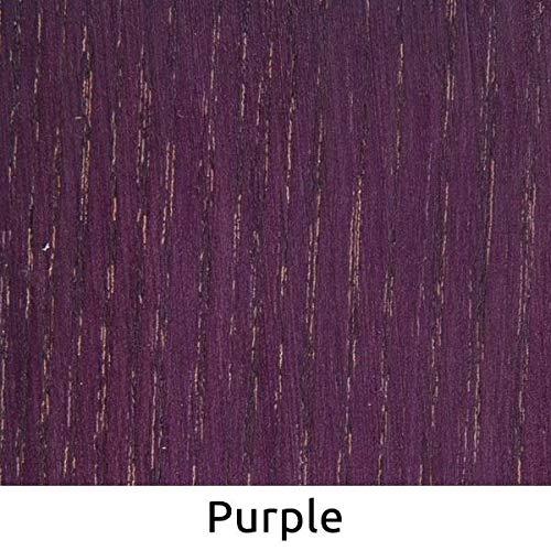 WooDeeDoo Holzlasur, violett, 200 ml (Die Blauen Und Violetten Tisch Deckt)