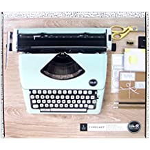We R Memory Keepers Máquina De Escribir Typecast Typewriter Mint Menta
