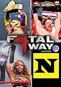 WWE - Fatal 4-Way 2010 [DVD]