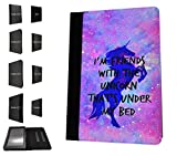Best CELLBELL Friend Kindle Cases - 002406 - Cute Unicorn Quote I'm Friend With Review
