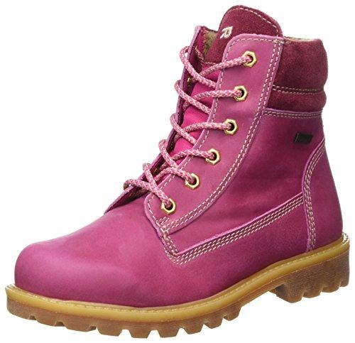 Richter Kinderschuhe Mädchen Dragon Stiefel, Pink (Fuchsia/Cardinal), 38 EU