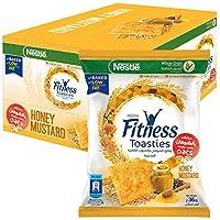 Nestle Fitness Toasties Honey Mustard 36g Bag (12 Bags)