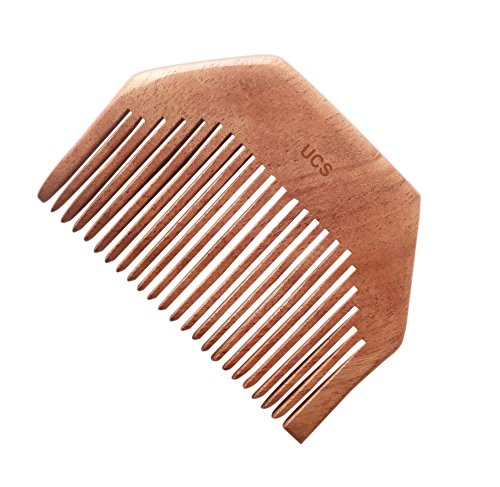 UCS Neem Wood Sikh Comb