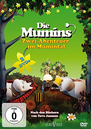 Zwei Abenteuer im Mumintal (2 DVDs)