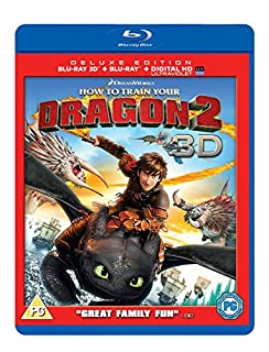 How To Train Your Dragon 2 [Blu-ray] (B00DHJTENA) | Amazon price tracker / tracking, Amazon price history charts, Amazon price watches, Amazon price drop alerts
