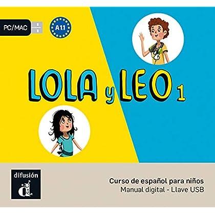Lola y Leo 1 (1Clé Usb)