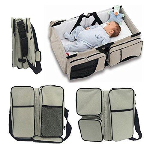 Webeauty ® 3 en 1 bebe de viaje Cuna / bolsas de...