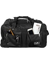 bedf28f4920d1 Oramics Reisetasche mit Rollen 45 Liter Sporttasche mit Trolley-Funktion  55x 29 x 29 cm