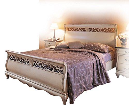 Doppelbett lackiert Dreaming 2