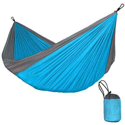 - Seil-licht-erweiterung (Great St. DGF Outdoor Single Multi-Person Anti-Rollover Camping groß Größe Erweiterung Verlängerung Fallschirm Schaukel 320cm * 200cm (Farbe : A))