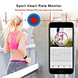 Paick Fitness Tracker Activity Tracker Heart Rate Monitor Blood Pressure For Andorid IPhone