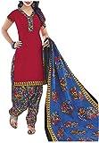 PRANJUL Women's Cotton Unstitched Dress ...