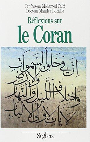 Rflexions sur le Coran