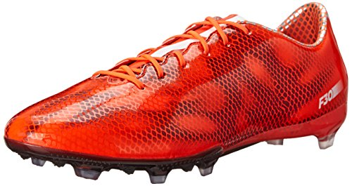 Adidas Performance F30 Firm-sol Football Taquet, solaire Rouge / blanc / noir, 6,5 M Us Solar Red/Running White/Black