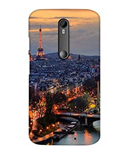 MOTO X FORCE PRINTED COVER BY aadia