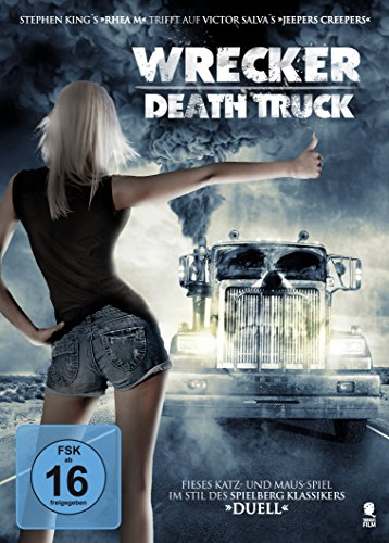Wrecker - Death Truck - Monster-truck-dvd