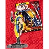 Figura de Plomo Marvel Figurine Collection Nº 2 Wolverine