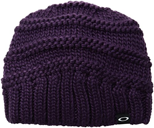 Oakley Sunburst Beanie Mütze Damen Einheitsgröße violett -